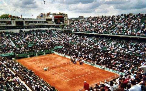 Roland Garros Tennis Tournament in 2014 , Clay Court Drama