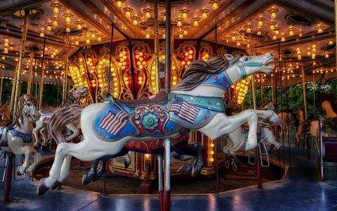 At Christmas, visit the Museum of Fairground Arts to enjoy a Festival of Marvels