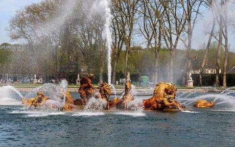 Une escapade au Château de Versailles