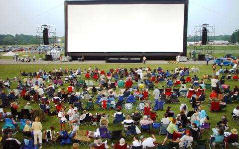 The cinematic arts come to La Villette with the Outdoor Film Festival