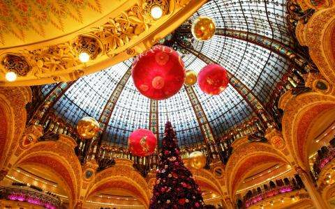 Christmas Lights In Paris.Christmas Lights In Paris To Light Up Your Life