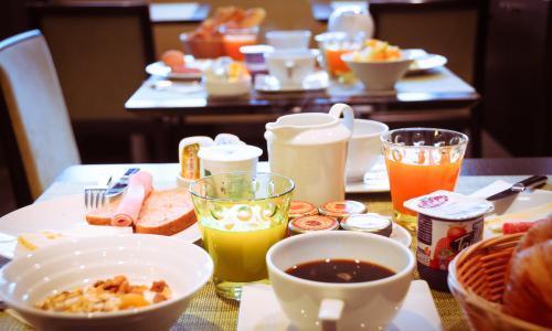 Hôtel Marais Bastille - breakfast