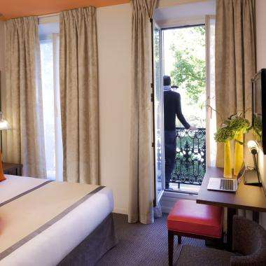 Hôtel Marais Bastille - Habitacion